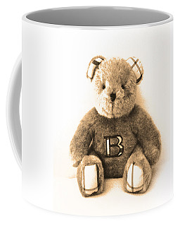Burberry Bear Coffee Mug