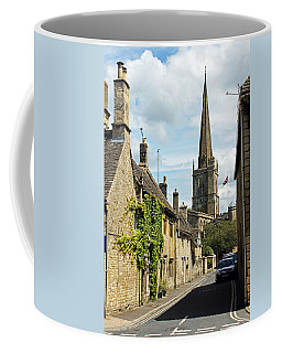 Burford Village Street Coffee Mug