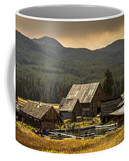 Burgdorf Hot Springs In Idaho Coffee Mug