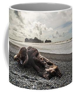 Buried Coffee Mug by Kristopher Schoenleber