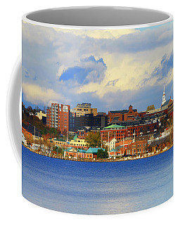Burlington Vermont Lakefront Coffee Mug