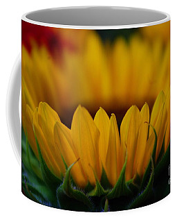 Coffee Mug featuring the photograph Burning Ring Of Fire by John S