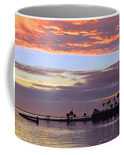 Burning Sky Coffee Mug
