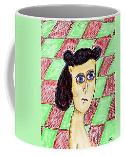 Burnt Out Betty Coffee Mug