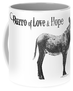 Burro Of Love And Hope Coffee Mug