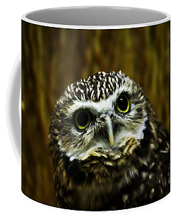 Burrowing Owl Coffee Mug
