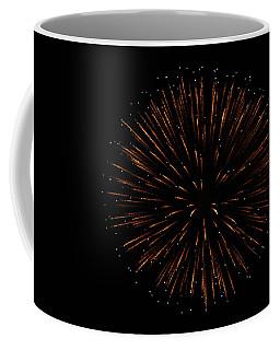 Coffee Mug featuring the photograph Burst by Rowana Ray