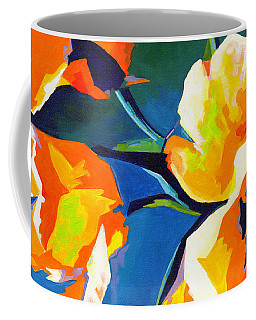 Bursting Colors  Coffee Mug