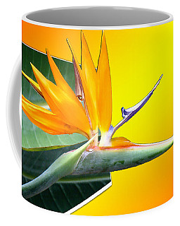 Bursting Out Of The Box Coffee Mug