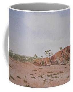 Bush Land Australia Coffee Mug
