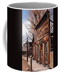 Business Block Coffee Mug