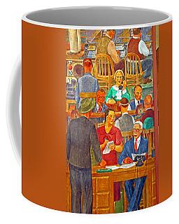 Business Looking Busy Coffee Mug