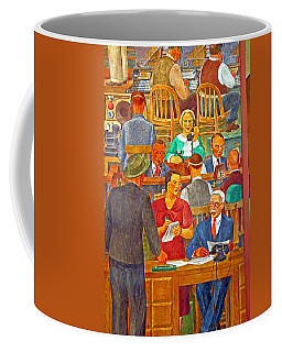 Business Looking Busy Coffee Mug