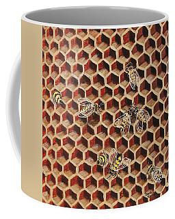 Busy Bee 3 Coffee Mug