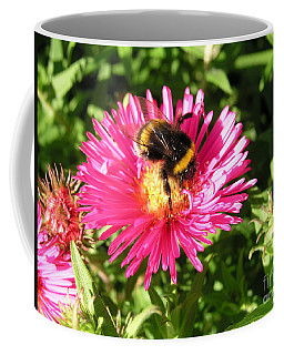 Busy Bee Coffee Mug by Bev Conover