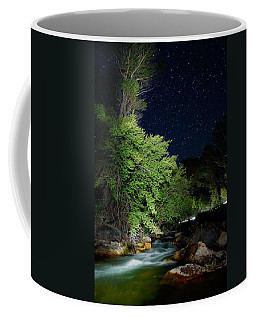 Coffee Mug featuring the photograph Busy Night by David Andersen