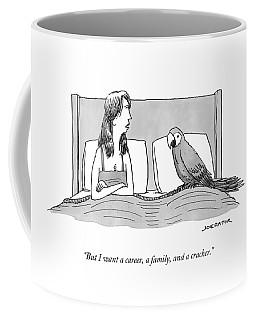 But I Want A Career Coffee Mug