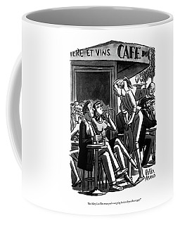 But Mary Lou! You Mean You're Not Going Back Coffee Mug