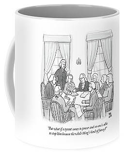 But What If A Tyrant Comes To Power And No One's Coffee Mug