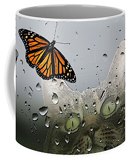 Butterflies Are Free Coffee Mug