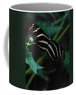 Butterfly Art 2 Coffee Mug by Greg Patzer