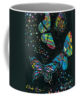 Butterfly Beauties Coffee Mug
