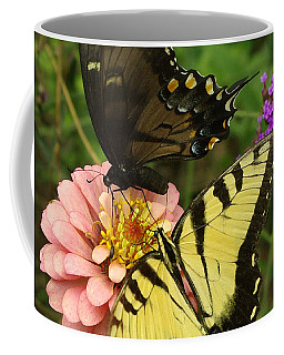 Swallowtaill Bliss Coffee Mug by James C Thomas