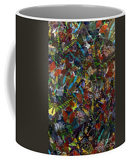 Coffee Mug featuring the photograph Butterfly Collage by Robert Meanor