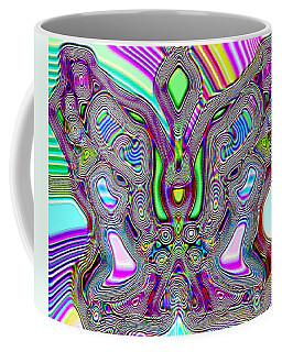 Butterfly Groove Coffee Mug