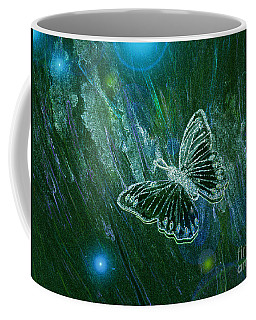 Butterfly Magic By Jrr Coffee Mug by First Star Art