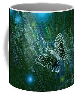 Butterfly Magic By Jrr Coffee Mug