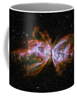 Butterfly Nebula Ngc6302 Coffee Mug