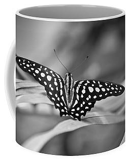 Butterfly Resting Coffee Mug