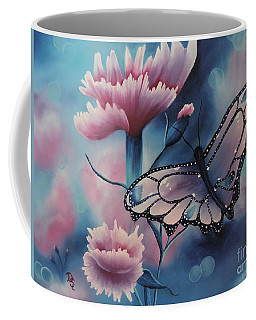 Butterfly Series 6 Coffee Mug by Dianna Lewis