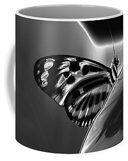 Butterfly Solarized Coffee Mug by Ron White