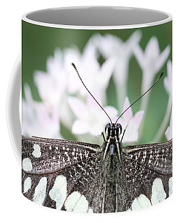 Butterfly View Coffee Mug