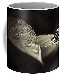 Butterfly Warm Tone Coffee Mug