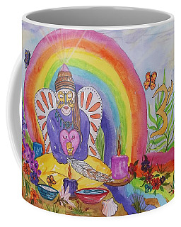 Butterfly Woman Healer I Am Coffee Mug