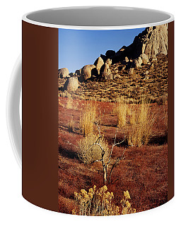 Buttermilks - Red Brush Coffee Mug