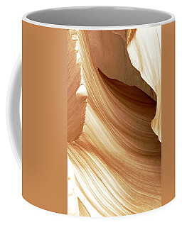 Butterscotch Taffy Antelope Canyon Coffee Mug