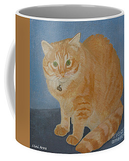 Butterscotch The Cat Coffee Mug