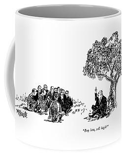 Buy Low, Sell High! Coffee Mug