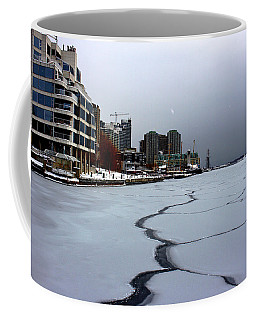 By Frozen Harbour Coffee Mug