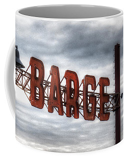by The Barge Coffee Mug