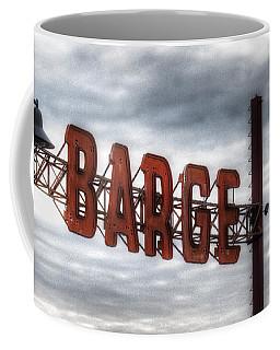 by The Barge Coffee Mug