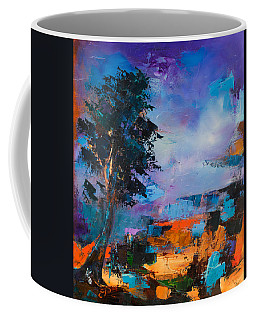 By The Canyon Coffee Mug