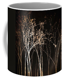 Coffee Mug featuring the digital art By The Light Of The Moon by Susan Maxwell Schmidt