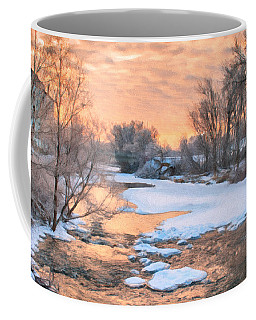 By The Old Mill Coffee Mug