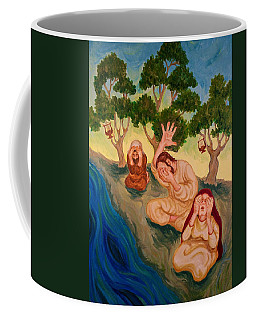 By The Rivers Of Babylon - Psalm 137 Coffee Mug