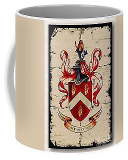 Byrne Coat Of Arms Coffee Mug